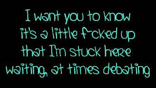 Where'd You Go?-Fort Minor and Holly Brook (Lyrics)