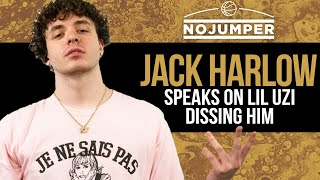 Jack Harlow Speaks on Lil Uzi Dissing Him and If He'll Ever Diss Him Back
