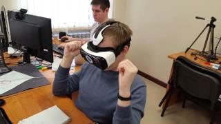 Разработка игр для VR