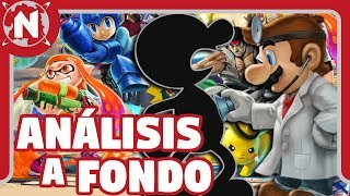 SECRETOS y Detalles IMPRESIONANTES que NO VISTE en Smash Bros. Ultimate