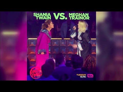 Shania Twain vs. Meghan Trainor - Drop The Mic Rap Battle PREVIEW