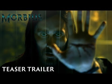 MORBIUS - Teaser Trailer - In Cinemas July 30