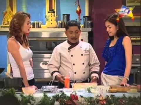 Meat Lasagna a la Santa