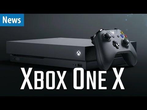 Xbox One X / Project Scorpio - Alle Infos zu Hardware, Preis & Termin