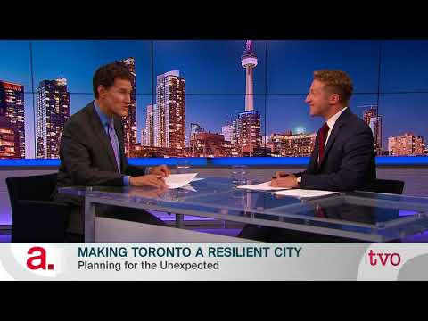 Making Toronto a Resilient City