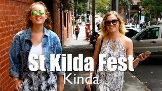 Eliza Taylor - St Kild Fest-ish