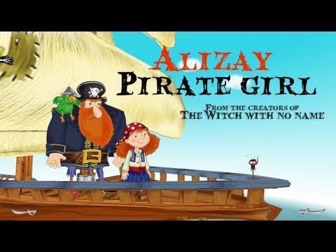 Video of Alizay, pirate girl
