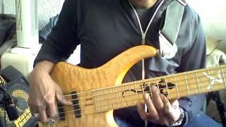 Chromatic Fantasy Bass Tutorial By Kenneth Bruce