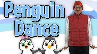Penguin Dance | Brain Breaks | Jack Hartmann