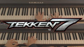 Tekken 7 Piano - Main Menu Theme