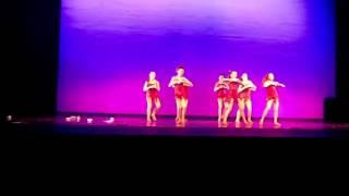 Jamie's Holiday Show Dance 2011