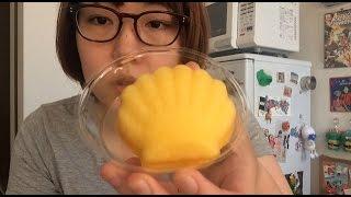 【サンクス】生マドレーヌ&【ブラックサンダー】爽快オレンジ味