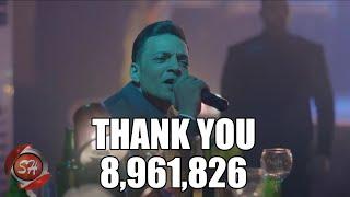 النجم طارق الشيخ كليب جابونى الدنيا من مسلسل الحرباية رمضان 2017 حصريا على قناة شعبيات