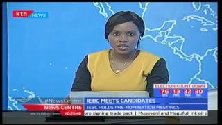 Ekuru Aukot addresses IEBC over technicalities brought to bare aspirants from contesting