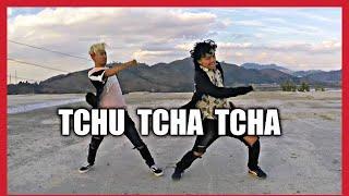 Tchu tcha tcha(remix) cover by LK HERO n LK LEO