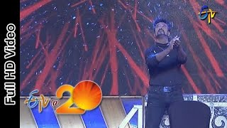 SAC Vasanth Magic Performs In Rajamandry ETV @ 20 Years Celebrations