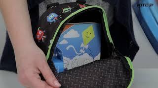 """Рюкзак дошкольный Kite K18-538XXS-2 ( 2-4 года) от компании Интернет-магазин """"Радуга"""" - школьные рюкзаки, канцтовары, творчество - видео"""