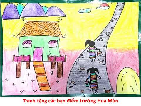 Phóng sự chuyến khảo sát thực tế điểm trường Hua Mùn- xã Pú Xi- huyện Tuần Giáo- tỉnh Điện Biên