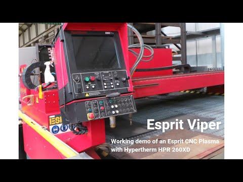 Esprit Viper 4000 CNC P91106084