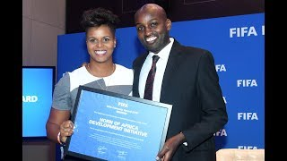 FIFA Diversity Award 2018 - Horn of Africa Development Initiative