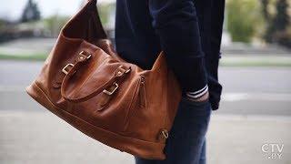 Модные мужские сумки 2018. «Галантэя» выпустила новую коллекцию