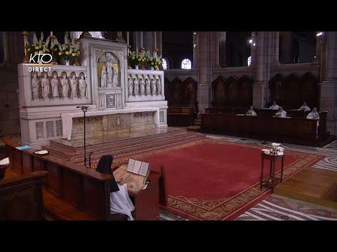Prière du Milieu du jour du 5 mai 2021 des Bénédictines du Sacré-Coeur de Montmartre
