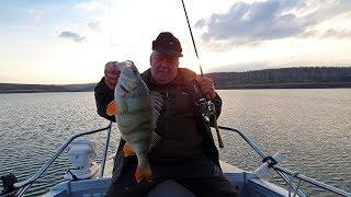 Весенняя рыбалка на красноярском море