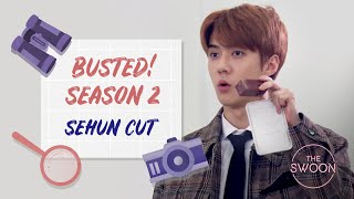 [Sehun Cut] Every episode of BUSTED! Season 2 but it's only Sehun [ENG SUB]