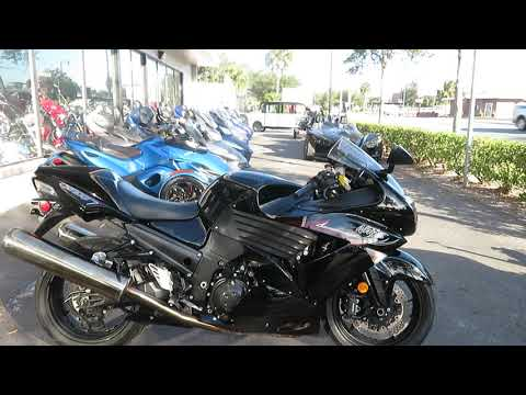 2011 Kawasaki Ninja® ZX™-14 in Sanford, Florida - Video 1
