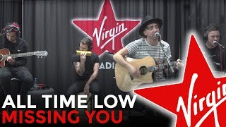 All Time Low - Missing You (Live in the Red Room)