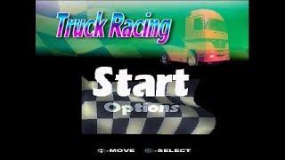 PSX Longplay [521] Truck Racing