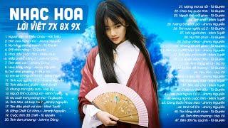 Nhạc Hoa Lời Việt, Nhạc Trẻ Xưa Thế Hệ 7X 8X 9X Đời Đầu - Ký Ức Xưa Ùa Về Khi Nghe Mấy Bài Này
