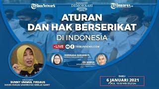 Panggung Demokrasi: Aturan dan Hak Berserikat di Indonesia
