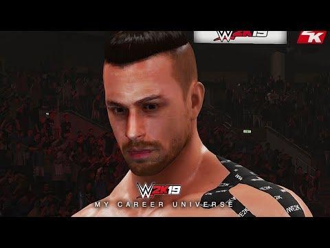 WWE 2K19 My Career Universe - Ep 2 - DEAD MAN WALKING!!