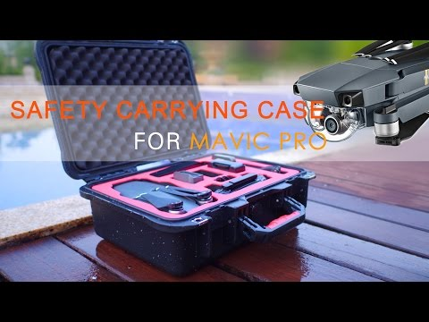 PGYTech Safety Hard Case voor DJI Mavic Pro / Platinum