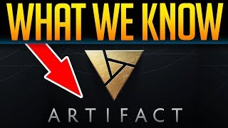 Valve's New Game Artifact - EVERYTHING We Know (2017)