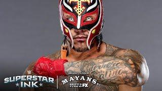 Rey Mysterios Tattoo Tribute To Eddie Guerrero: Superstar Ink