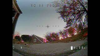 EMAX Tinyhawk 2 Freestyle FPV - Outdoor flight