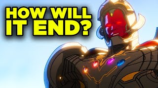 MARVEL WHAT IF Episode 9 Final Battle Predictions!