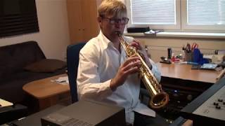 Video Say You, Say Me - Soprano Saxophone