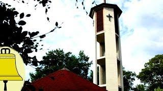 preview picture of video 'Spelle Emsland: Glocken der Evangelisch Lutherischen Kirche (Plenum)'