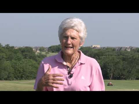 Golf Tips and Techniques featuring Kathy Whitworth : How to Aim