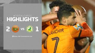 CAF CC | RS Berkane 2 – 1 Coton Sport FC