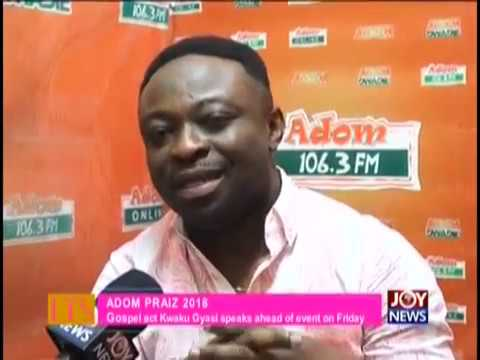Let's Talk Entertainment on JoyNews (27-8-18)