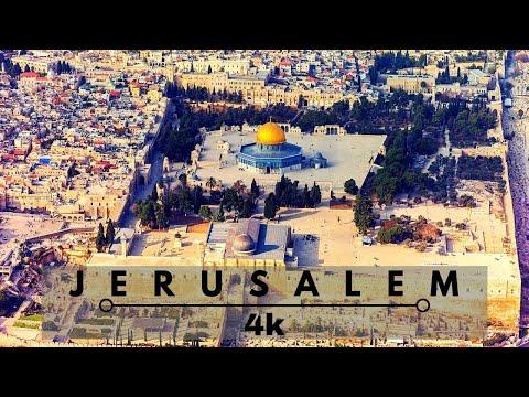 סרטון מרהיב של ירושלים באיכות 4K