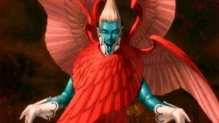 Shin Megami Tensei IV: Apocalypse - Boss: Angel and Aniel (War Mode)