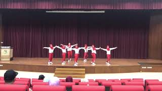 MIVG 2018 AERODANCE LINCOLN UNIVERSITY COLLEGE
