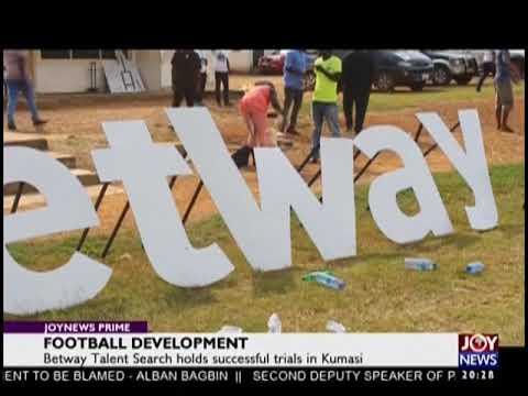 Football Development - Joy Sports Prime (20-8-18)