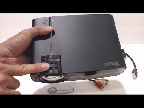 Ragu Z400 Mini LED Projector Review