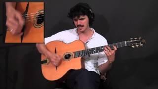 Tcha Limberger - Tu Djayal / Gypsy Song / Sinti (Lesson Excerpt)
